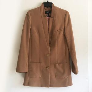 H&M Longline Blazer Jacket